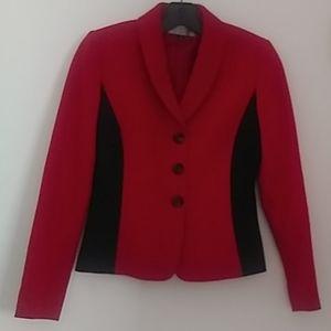 Tahari petite suit set 2p